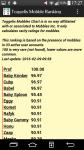 Toggelis Mobble Ranking screenshot 1/3
