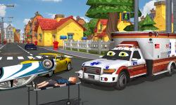 Kids Ambulance Driver screenshot 1/3