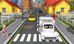 Kids Ambulance Driver screenshot 2/3
