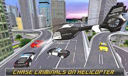 Extreme Police Helicopter Sim screenshot 1/4