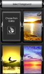 Sunset Zipper Lock Screen screenshot 3/6