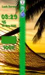 Sunset Zipper Lock Screen screenshot 6/6