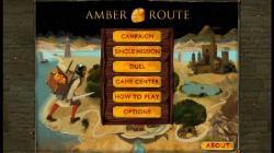 Amber Route top screenshot 3/5