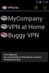 VpnCilla private screenshot 5/6