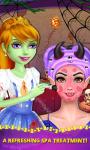 Halloween Ghost Girl Makover screenshot 3/5