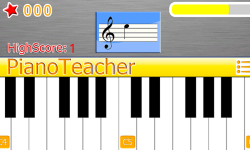 PianoTeacher Free screenshot 3/5