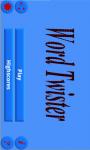 Word Twister - Indian Edition screenshot 1/3