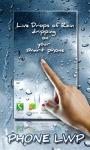 Rain Drops On Your Phone LWP screenshot 2/3
