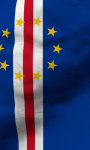 Cape verde flag lwp Free screenshot 3/5