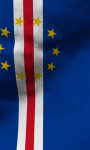 Cape verde flag lwp Free screenshot 5/5