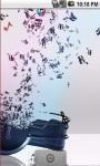 3D Music Abstract Live Wallpaper screenshot 2/5