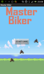 Master Flappy Biker screenshot 1/6