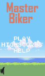 Master Flappy Biker screenshot 2/6
