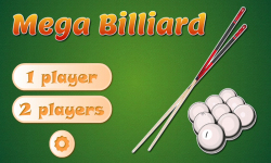 Pool Billiard Mega screenshot 1/3