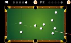 Pool Billiard Mega screenshot 3/3
