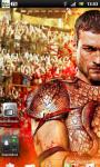 Spartacus Live Wallpaper 1 screenshot 3/3