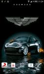 Aston Martin sport car Live Wallpaper screenshot 1/3