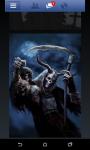 Grim Reaper Live Wallpaper VD screenshot 2/4