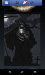 Grim Reaper Live Wallpaper VD screenshot 3/4