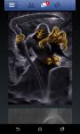 Grim Reaper Live Wallpaper VD screenshot 4/4