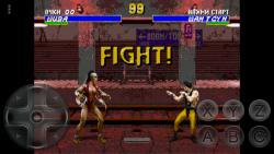 Mortal Kombat 3 1996 SEGA screenshot 5/6