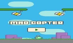 Mad Copter adventure plus screenshot 1/6