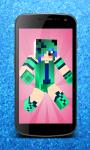 Skins for girls Minecraft MCPE screenshot 1/4