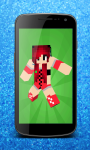 Skins for girls Minecraft MCPE screenshot 2/4