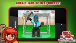 Field Hockey Tap Reactor screenshot 1/1