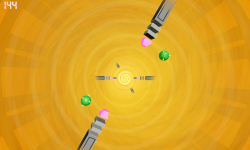 Space Jam : 3D Rolling Orbit screenshot 2/6