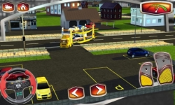 3D Car Transport Trailer  general screenshot 4/6