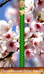 Cherry Blossom Zipper UnLock screenshot 1/6