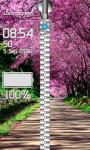 Cherry Blossom Zipper UnLock screenshot 3/6