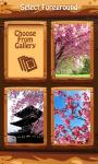 Cherry Blossom Zipper UnLock screenshot 4/6