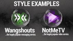 Smoke  Glass Icon Pack select screenshot 1/6