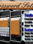 A Crossword Solver screenshot 1/1