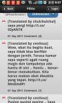FLITTO Translated Kpop Twitter screenshot 2/3