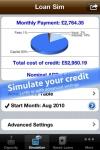 Loan Plan - Amortization Calculator screenshot 1/1