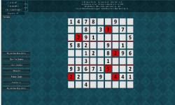 Free Sudoku-Blue Fire Games screenshot 1/3