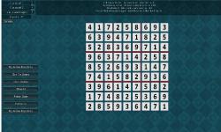 Free Sudoku-Blue Fire Games screenshot 3/3