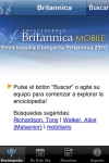 Enciclopedia Compacta Britannica 2010 screenshot 1/1