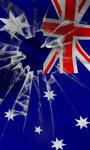 Australia flag Free screenshot 1/5