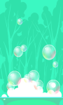 Bubble Bath Live Wallpaper -Ad screenshot 2/5