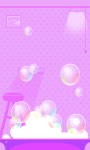 Bubble Bath Live Wallpaper -Ad screenshot 3/5