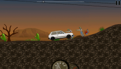 Run em over - Ram the zombies screenshot 2/5