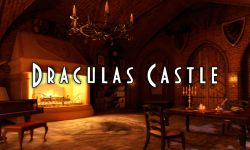 Draculas Castle Free screenshot 1/6