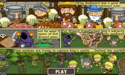 Knights vs Zombies screenshot 1/6