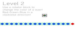 Laser Puzzle screenshot 2/4