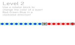 Laser Puzzle screenshot 3/4