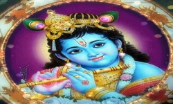 Child Krishna LWP screenshot 2/3